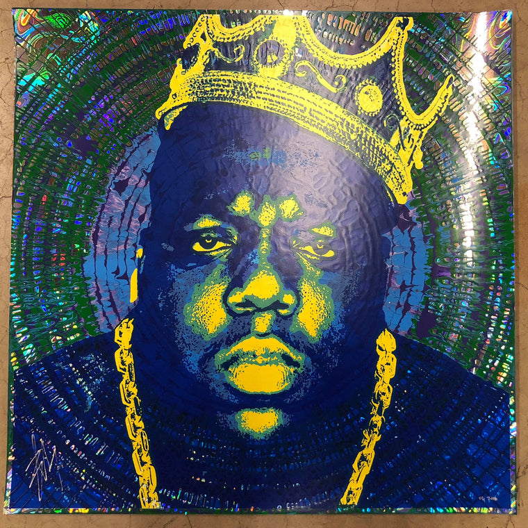 Biggie (5) // Loaded Guns 2 Exclusive Print by Blunt Graffix