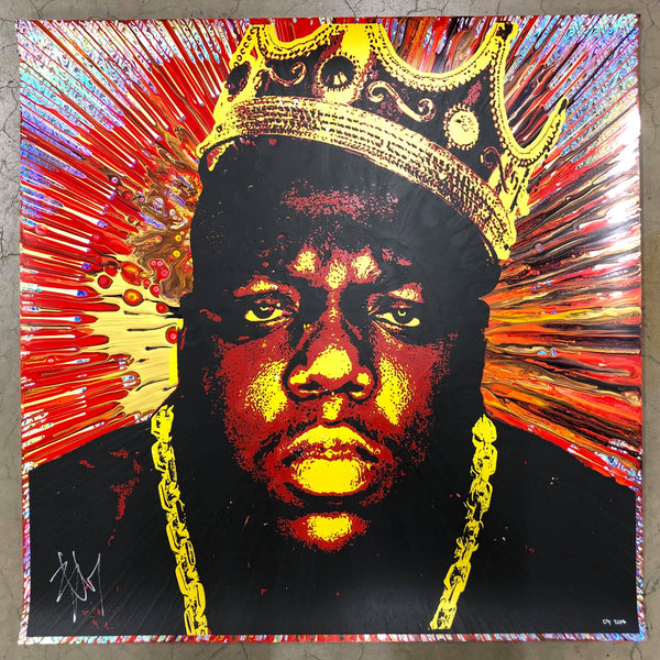 Biggie (6) // Loaded Guns 2 Exclusive Print by Blunt Graffix