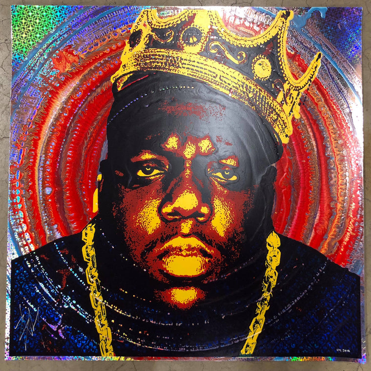 Biggie (8) // Loaded Guns 2 Exclusive Print by Blunt Graffix