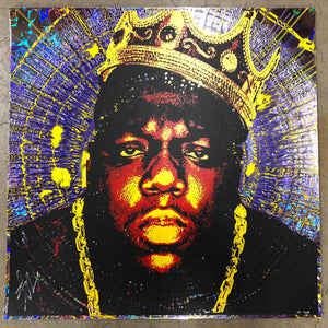 Biggie (1) // Loaded Guns 2 Exclusive Print by Blunt Graffix