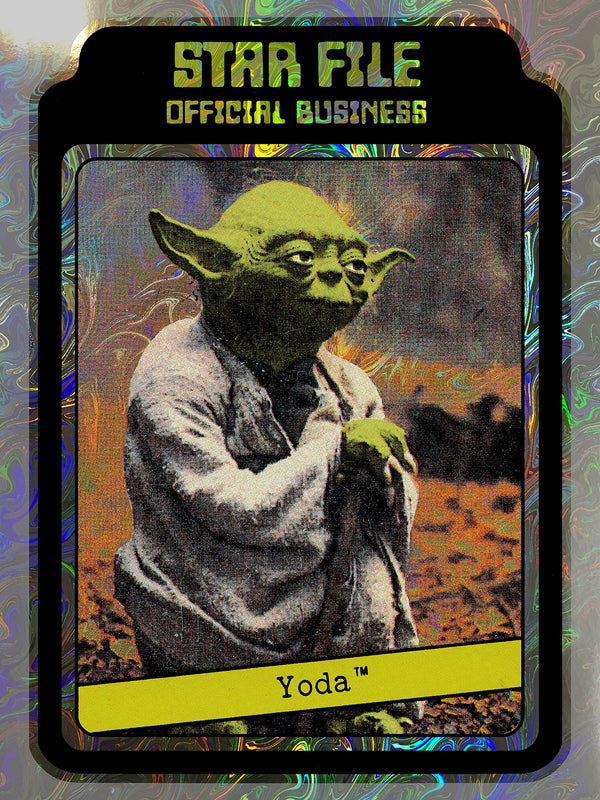 Yoda by Blunt Graffix