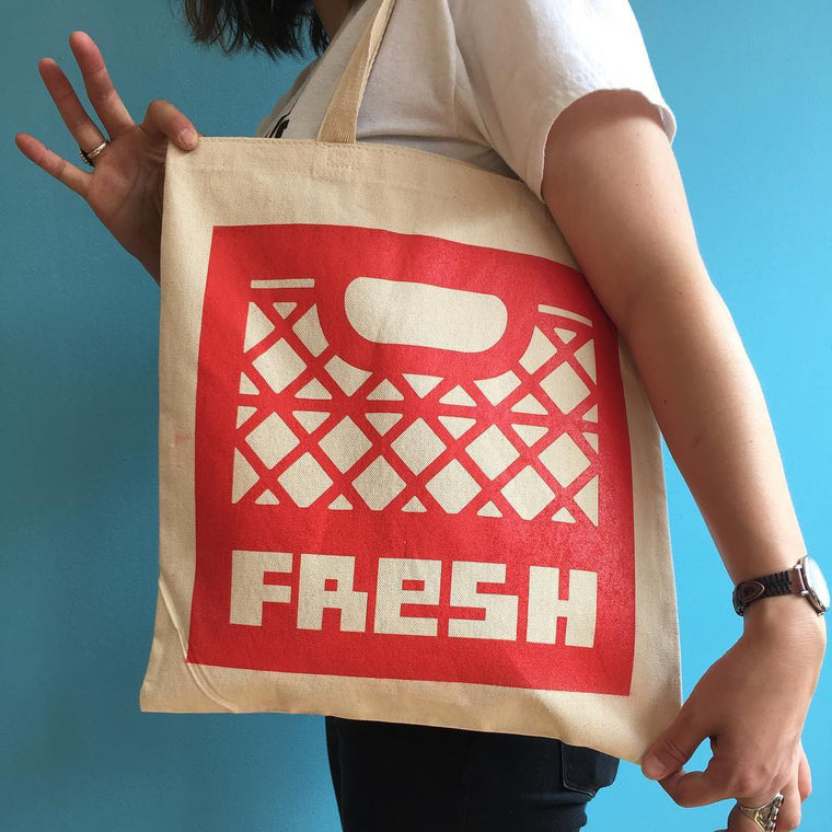 Fresh Tote by Skewville