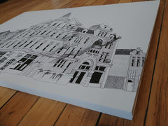 Thalia Hall Print by Kate Lewis