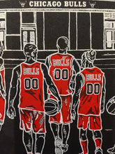 "Load image into Gallery viewer, ""Officially Licensed Chicago Bulls '19 - '20 Statement"" by Zissou Tasseff-Elenkoff"