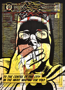 """Post Punk Dark Night Variant 7"" by Butcher Billy"