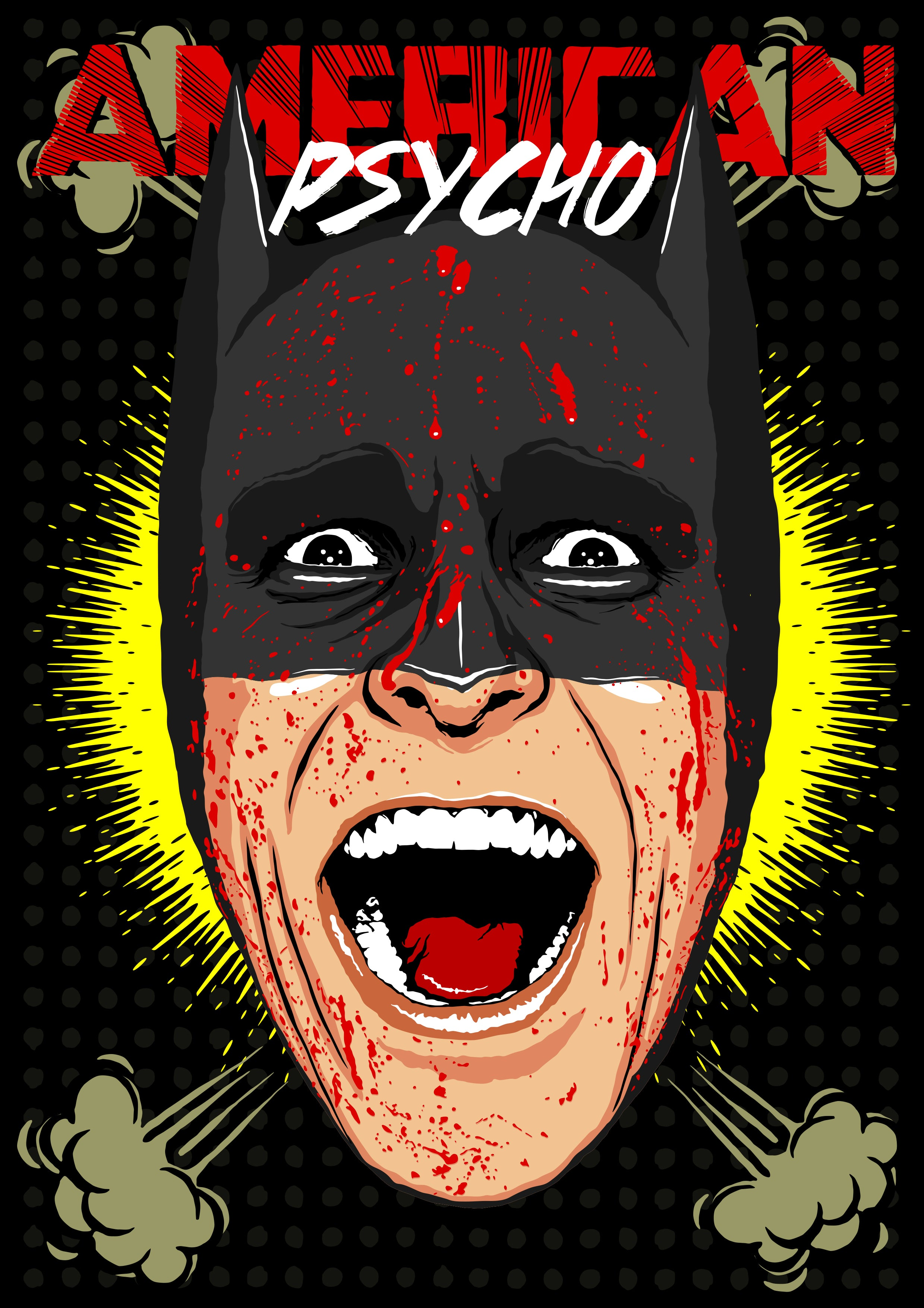 American Psycho - Batman by Butcher Billy
