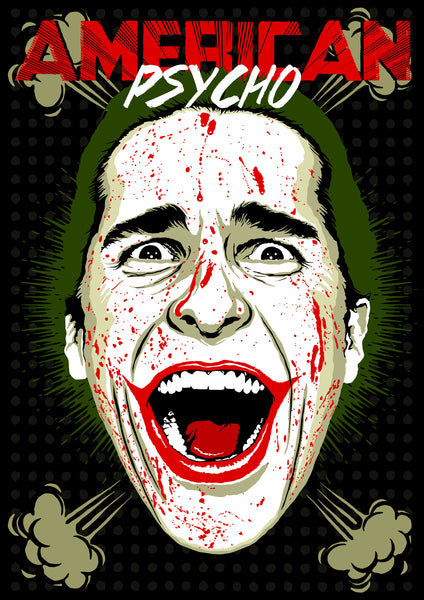 American Psycho - The Joker by Butcher Billy