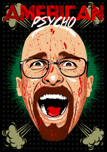 """American Psycho - Walter White"" by Butcher Billy"