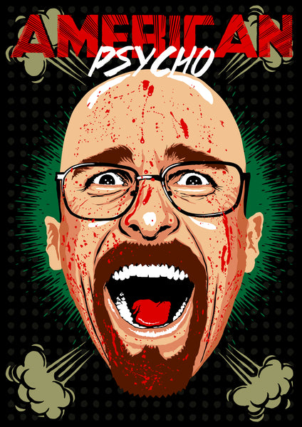 American Psycho - Walter White by Butcher Billy