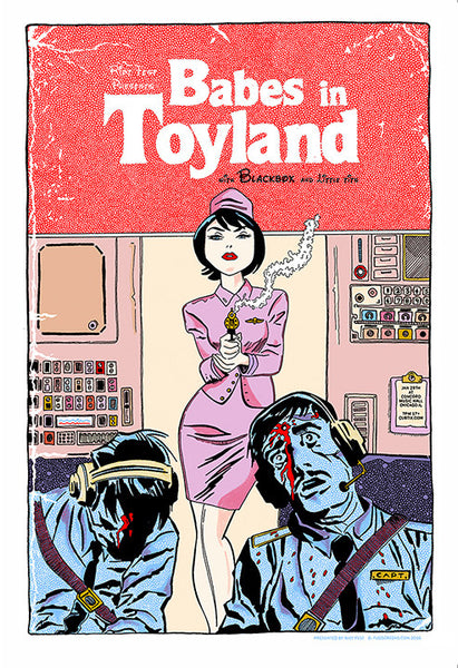 Babes in Toyland 2016 Print