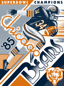 """Chicago Bears"" by Jake.psd"