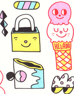 """Helado"" by Blake Jones"