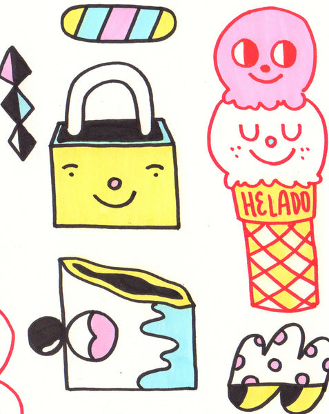 Helado Original by Blake Jones
