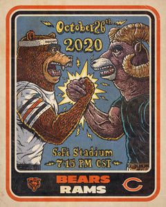 "Game 7: ""Official Rams VS Bears"" by Joey D."
