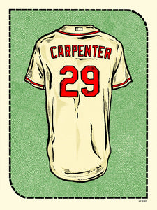 """C. Carpenter Jersey"" by Zissou Tasseff-Elenkoff"