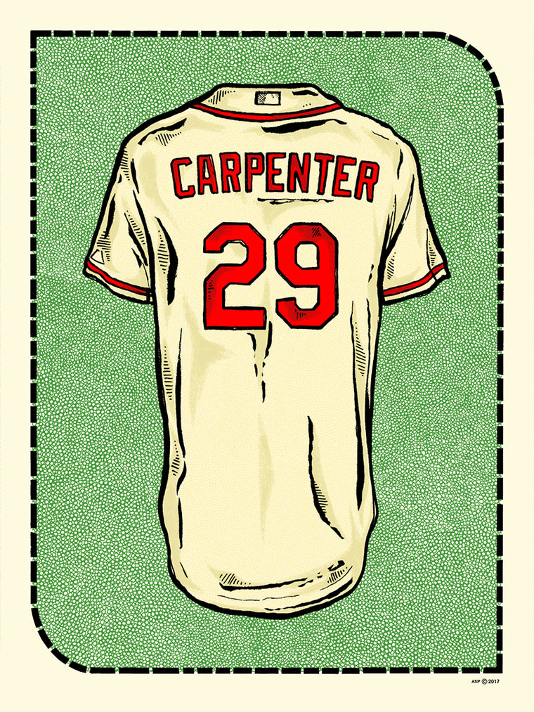 C. Carpenter Jersey