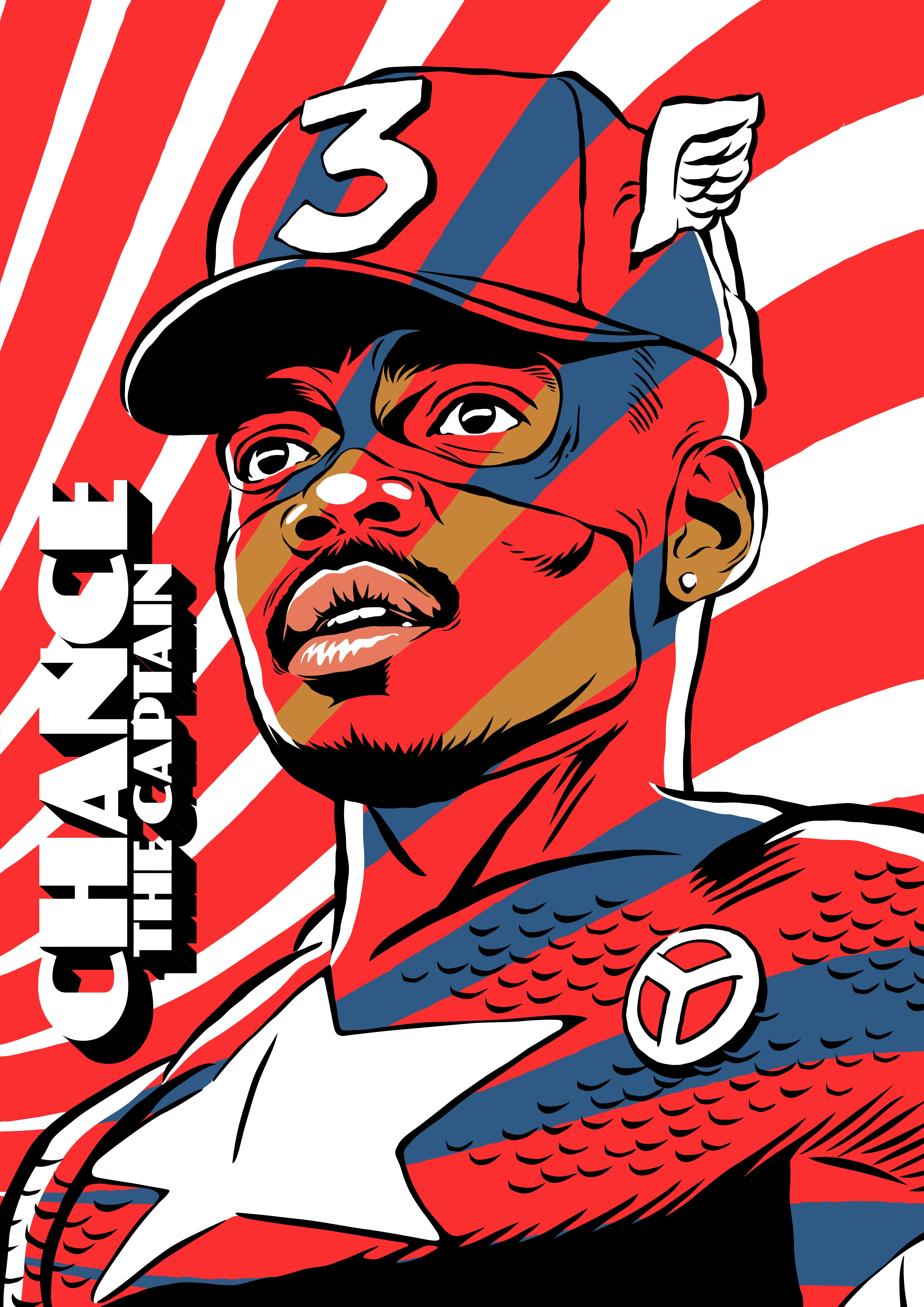 Chance the Captain by Butcher Billy