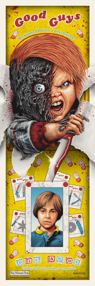 Child's Play Print by Steven Holliday
