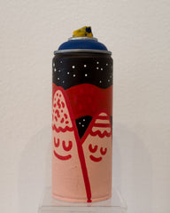 Double Lumps Spray Can by Blake Jones
