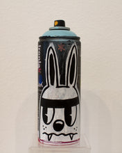 Load image into Gallery viewer, Evil Bunny Spray Can by Blake Jones