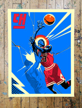 "Load image into Gallery viewer, ""The GOAT"" by Conrad Javier"