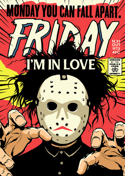 Friday I'm in Love by Butcher Billy