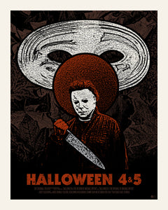 """Halloween 4 & 5"" by Chris Garofalo"