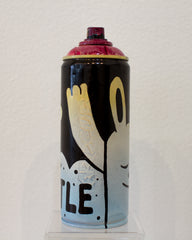 Hustle Spray Can by Blake Jones