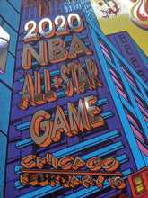 "Load image into Gallery viewer, ""Officially Licensed Chicago Bulls All Star Foil Variant Game"" by James Flames"