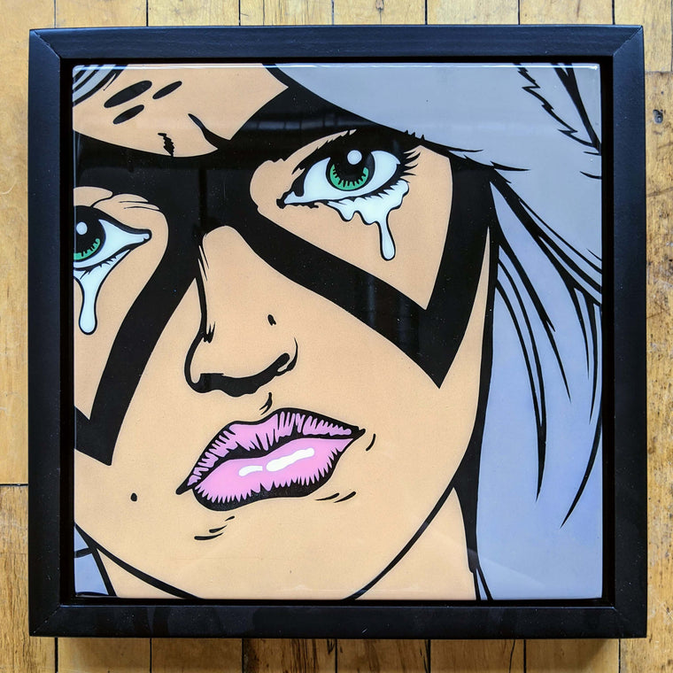 Cryin53 Original Wood Cut by R6D4