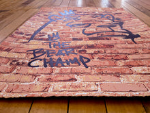 "Load image into Gallery viewer, ""Brick By Brick"" by JC Rivera"