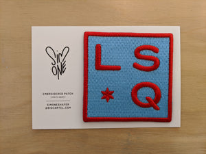 LSQ Patch by Simone