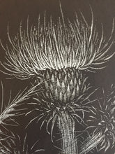 "Load image into Gallery viewer, ""Thistle"" by Janta Island"