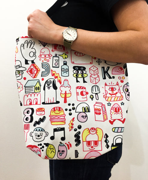 Whole Crew Tote by Blake Jones