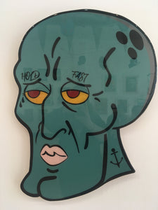 """Handsome Squidward"" by R6D4"