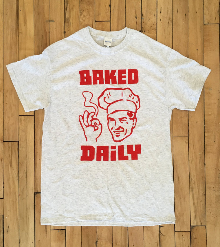 Baked Daily Shirt by Skewville