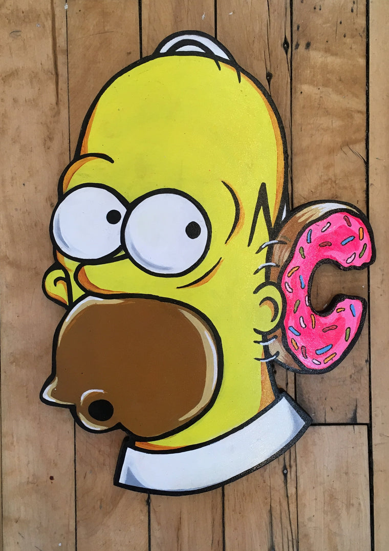 Homer Original by Adam Lundquist