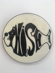 Phish Plaque Original Wood Cut by R6D4