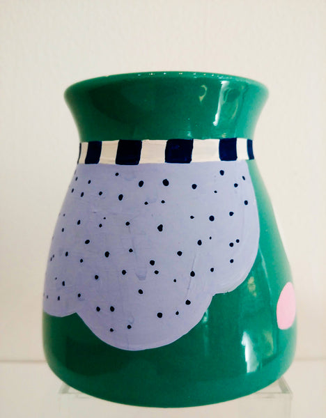 I Really Like You Vase by Blake Jones