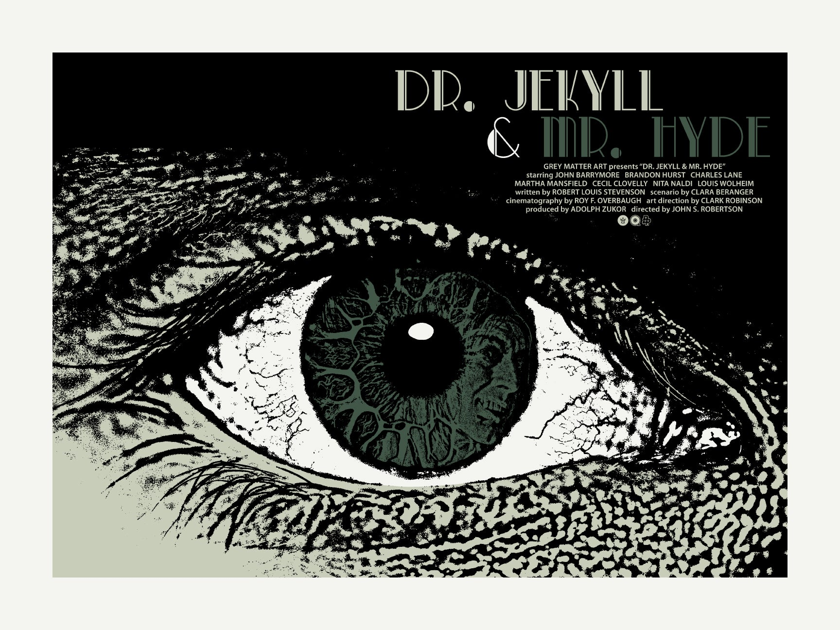 Dr Jekyl And Mr. Hyde