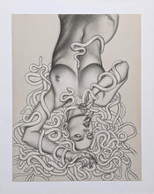 "Load image into Gallery viewer, ""Medusa"" by Jenny Frison"