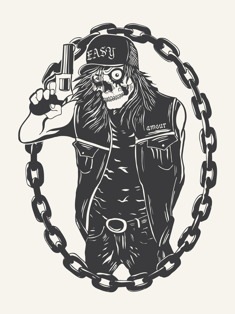 Appetite for Destruction // Loaded Guns 2 Exclusive Print by Neuf Vies