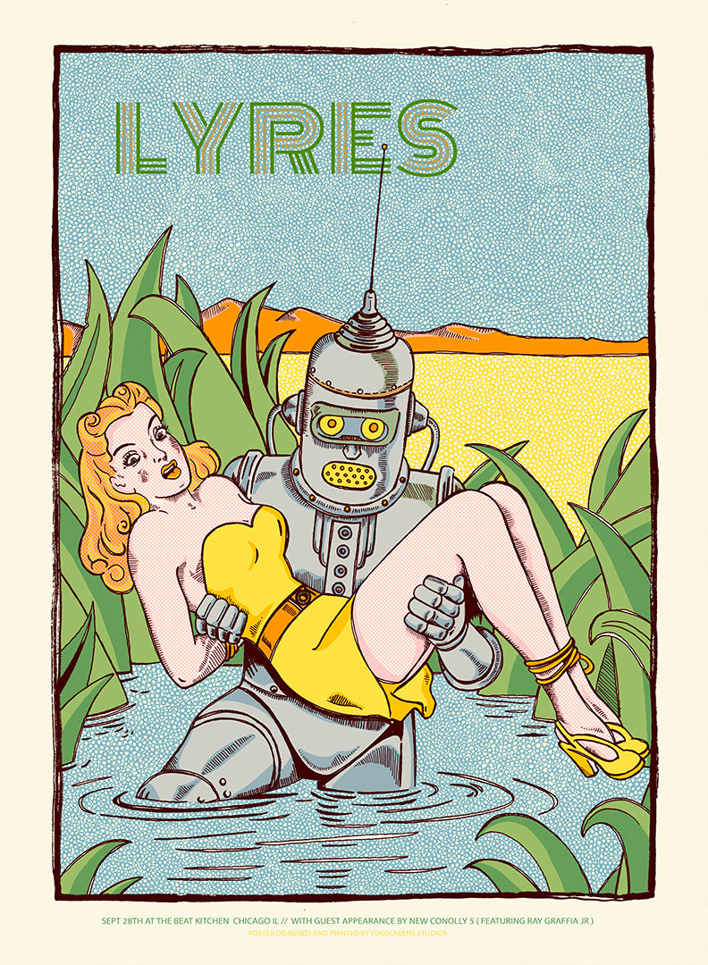 Lyres 2017 Poster