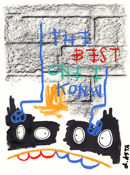 The Best One I Konw Original by Lauren Asta
