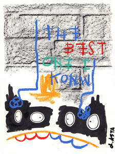 """The Best One I Konw"" by Lauren Asta"