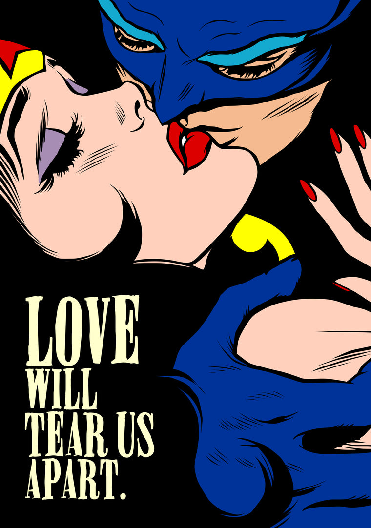 Love Will Tear Us Apart by Butcher Billy