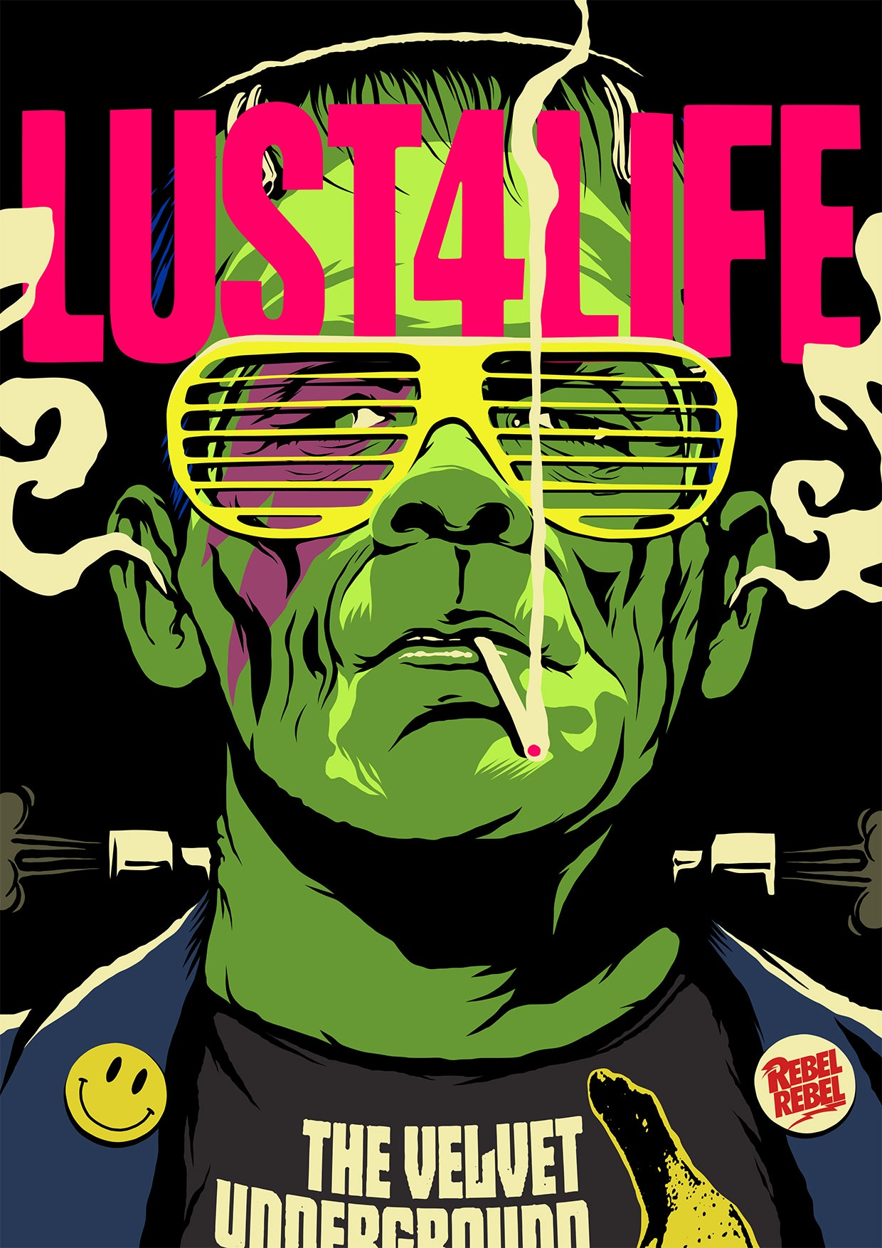 Lust 4 Lyfe by Butcher Billy