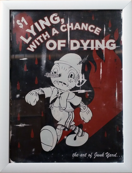 Lying with a Chance Of Dying // Loaded Guns 2 Exclusive Original by Junkyard