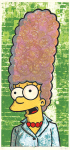 Marge Revolutionary Print by Fugscreens Studios