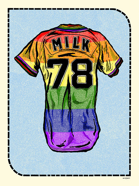 Harvey Milk Jersey